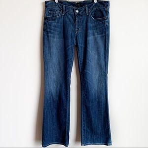 Citizens of Humanity Jeans Dita Bootcut Size 30